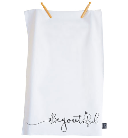 BeYOUtiful Tea towel
