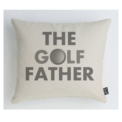 The Golffather cushion