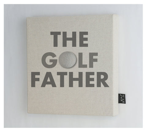 The Golffather Canvas Frame