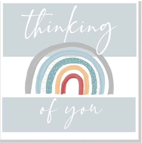 Thinking of you... square card