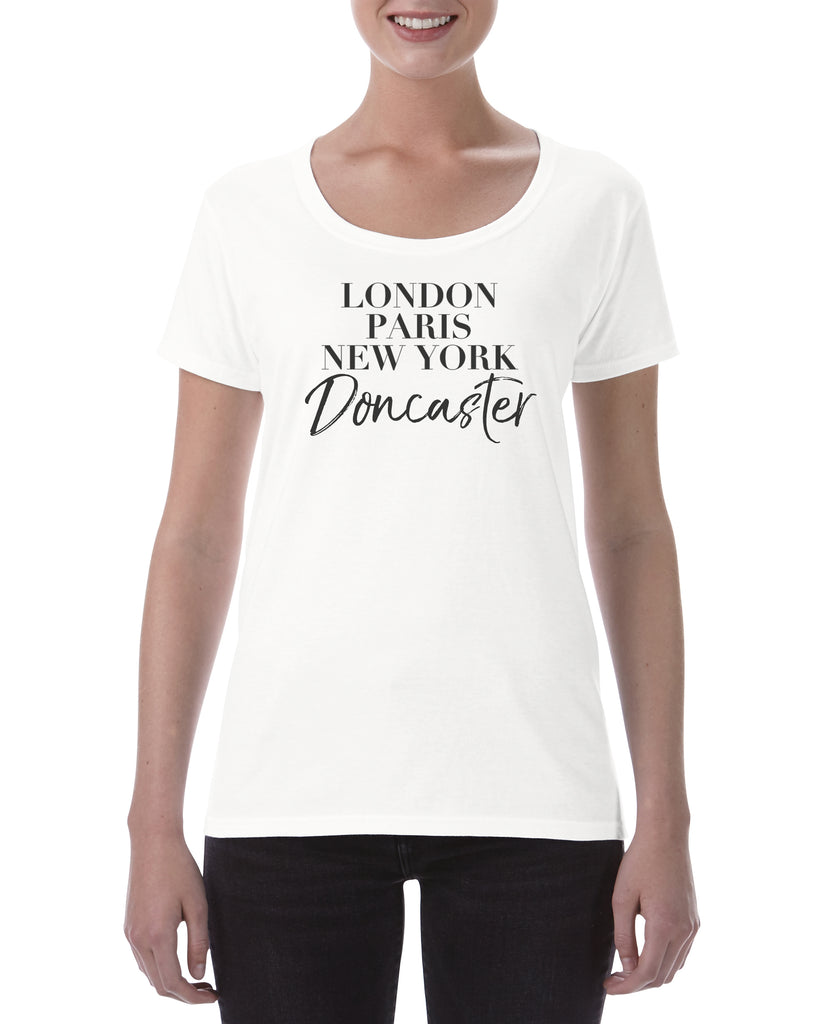 Personalised Vogue City Cotton T Shirt