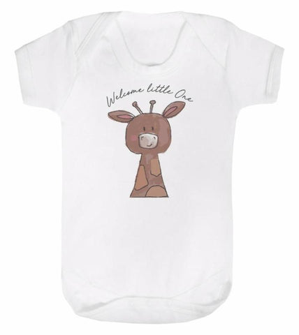 Welcome Little One Cute Jola Animals Vest
