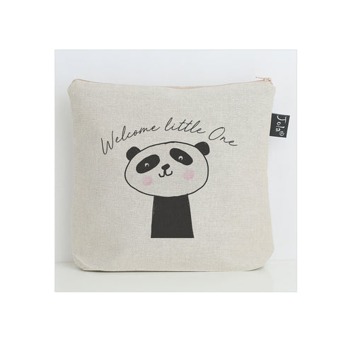 Welcome Little One Cute Jola Animals Nappy Bag