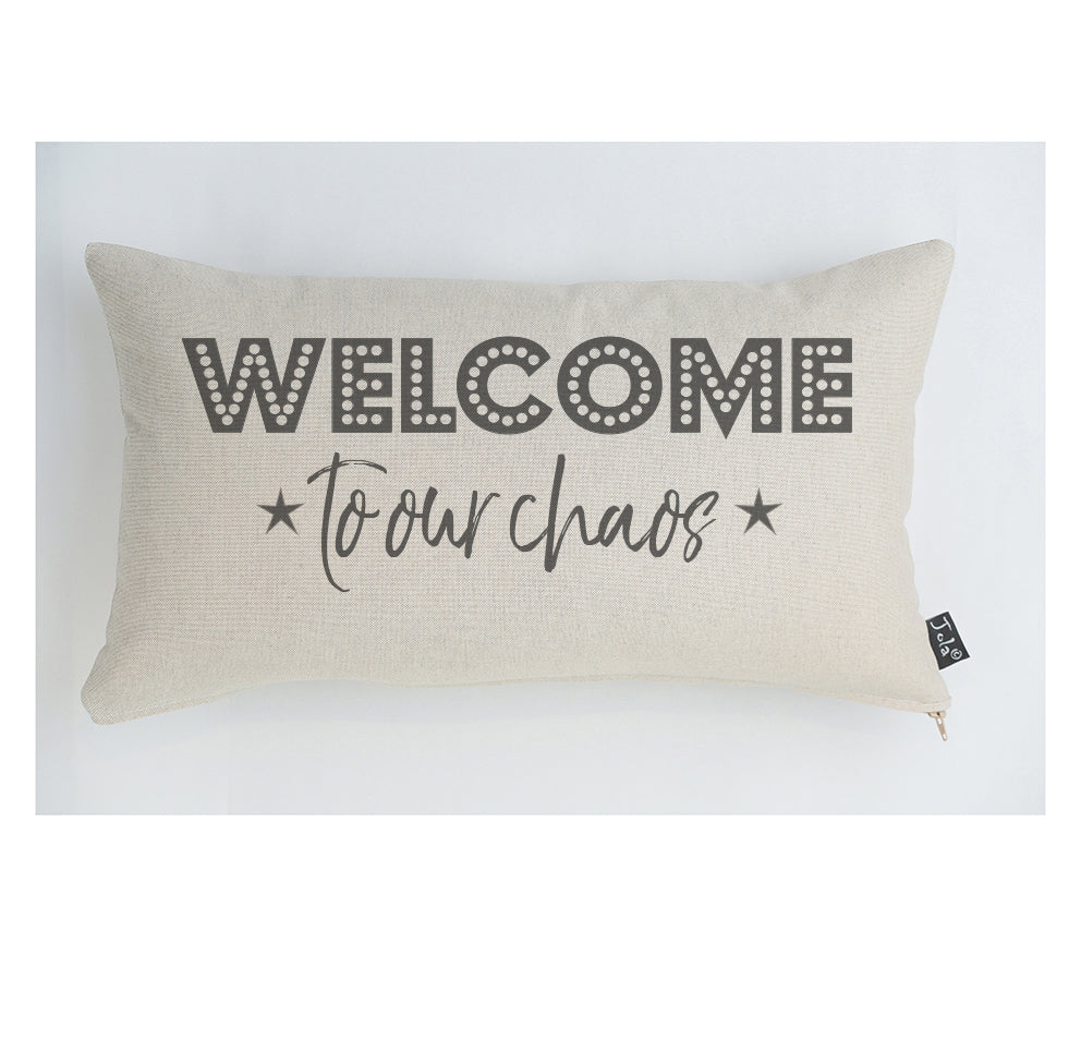 Welcome to our Chaos Cushion