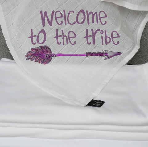 Welcome to the tribe Muslin