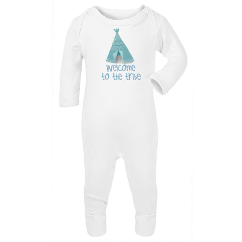 Welcome to the tribe Babygrow