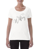 Cotton T Shirt Wifey