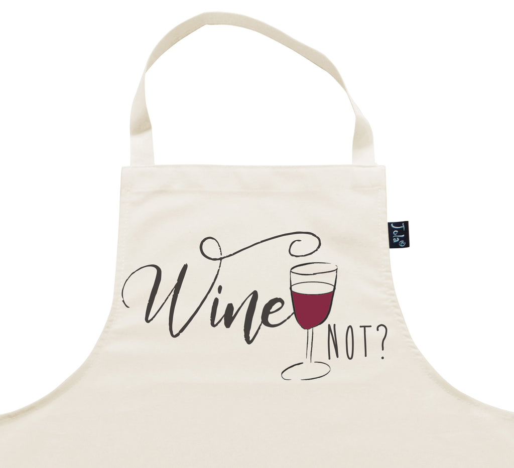 Wine Not Apron