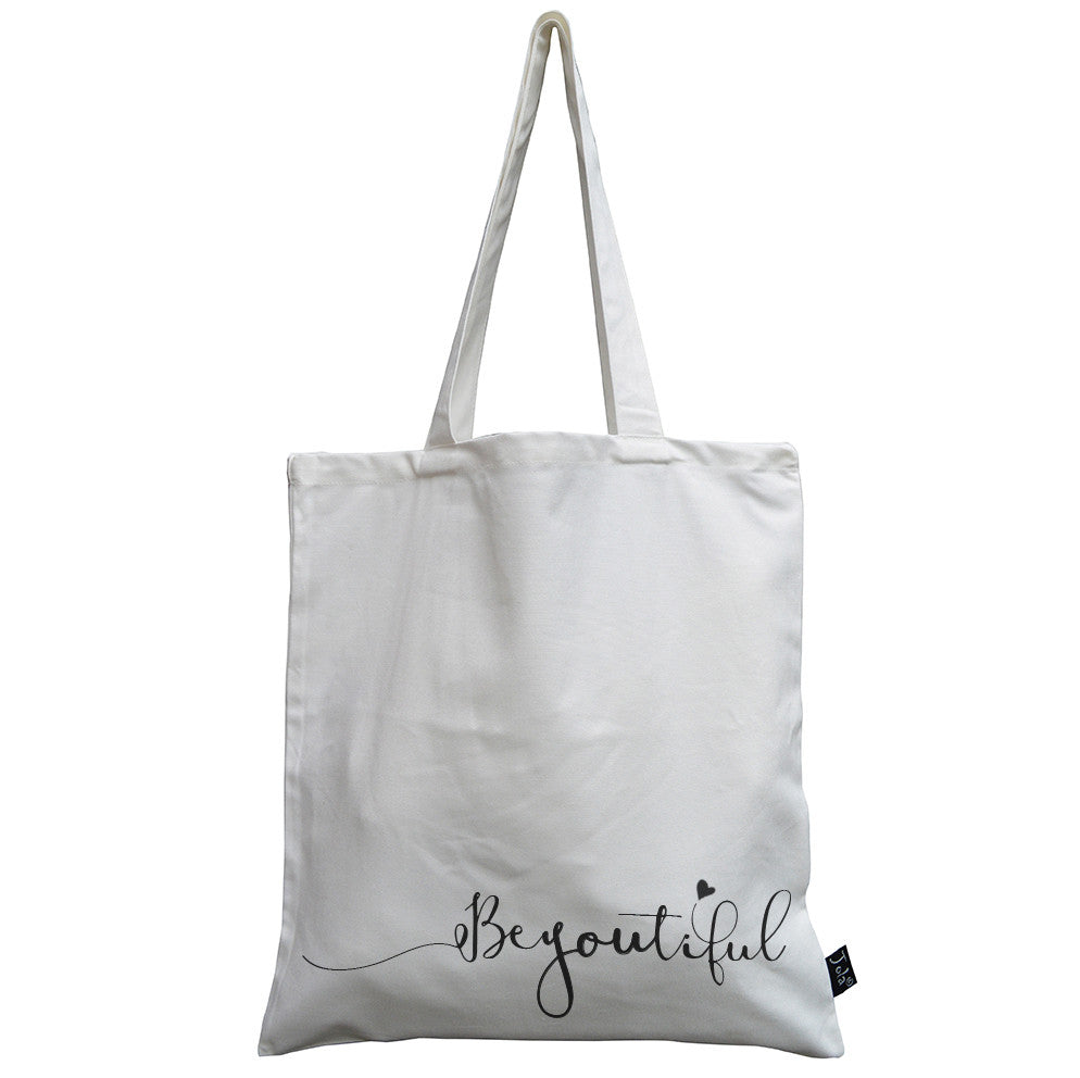 BeYOUtiful canvas bag