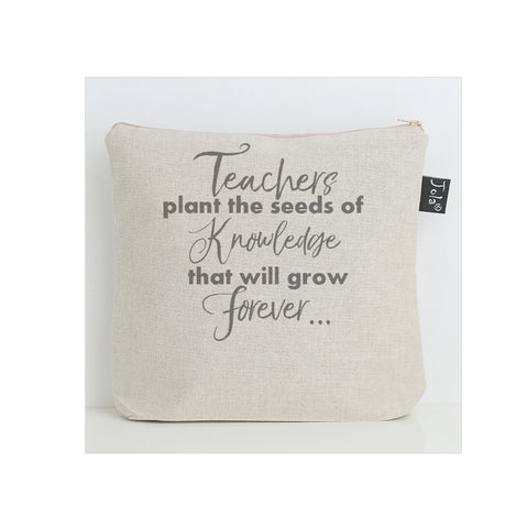 Teacher Knowledge Wash Bag
