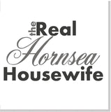 Personalised Real housewife square card