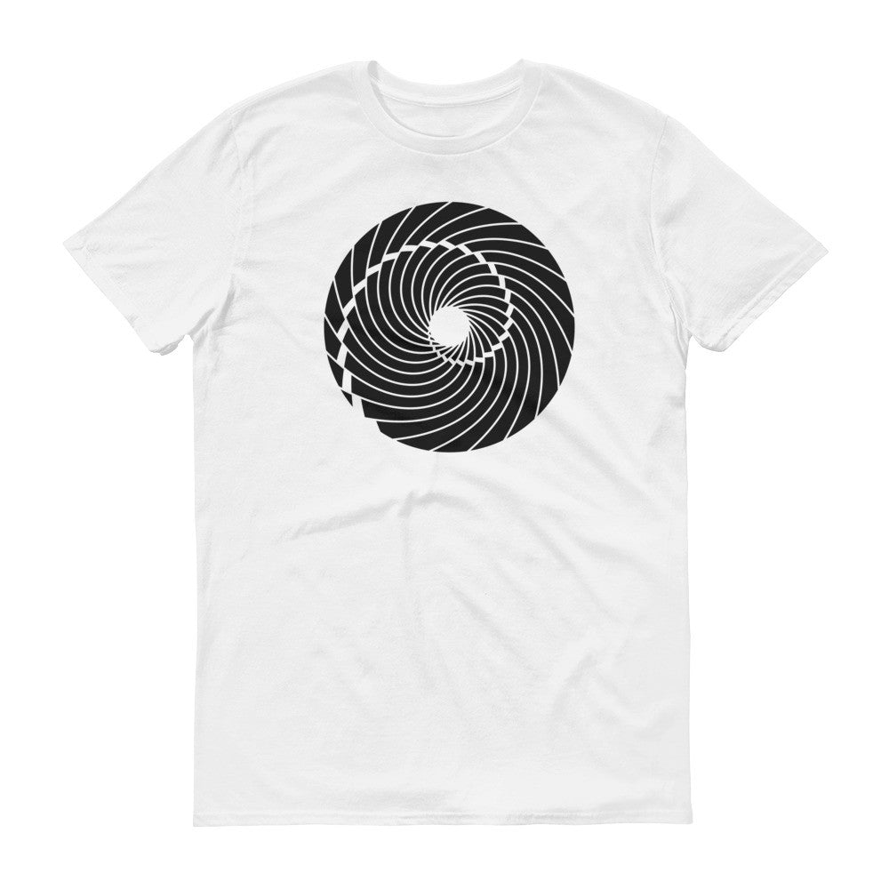 Trippy Black Logo T-Shirt