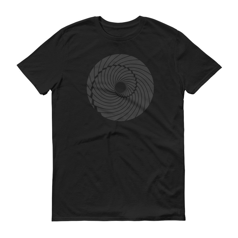 Trippy Grey Logo T-Shirt