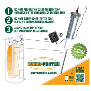 Corro-Protec Protection System