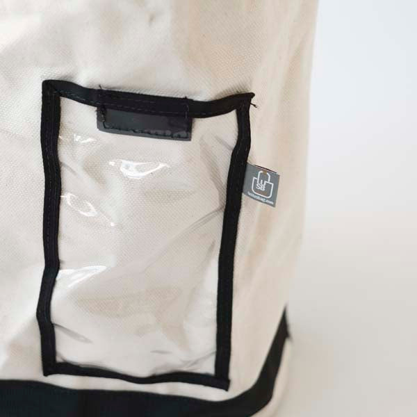 LUSB103 Large Cylinder Lift Bag, 40#, 10dx20