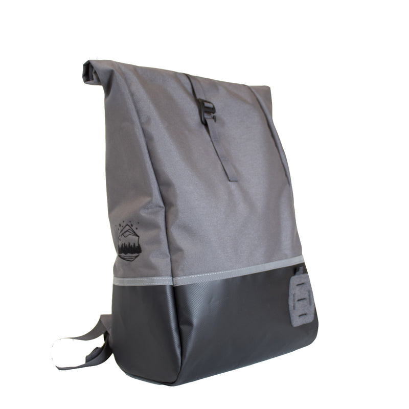 LUSB132 Rolltop Back Pack