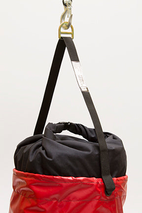LUSB012HD HEAVY DUTY Bucket Lift Bag, 150#, 16dx20