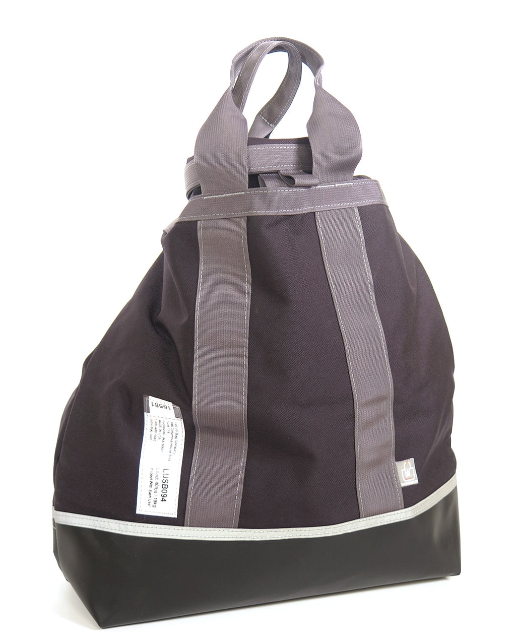 LUSB094 All Grey FORT Personal Utility Lift Bag