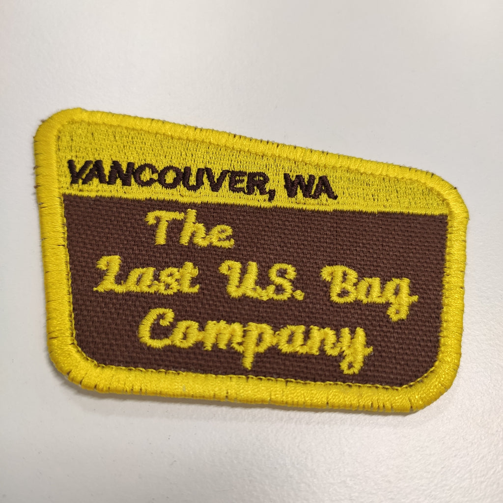 2020 The Last US Bag Company Overland Patch