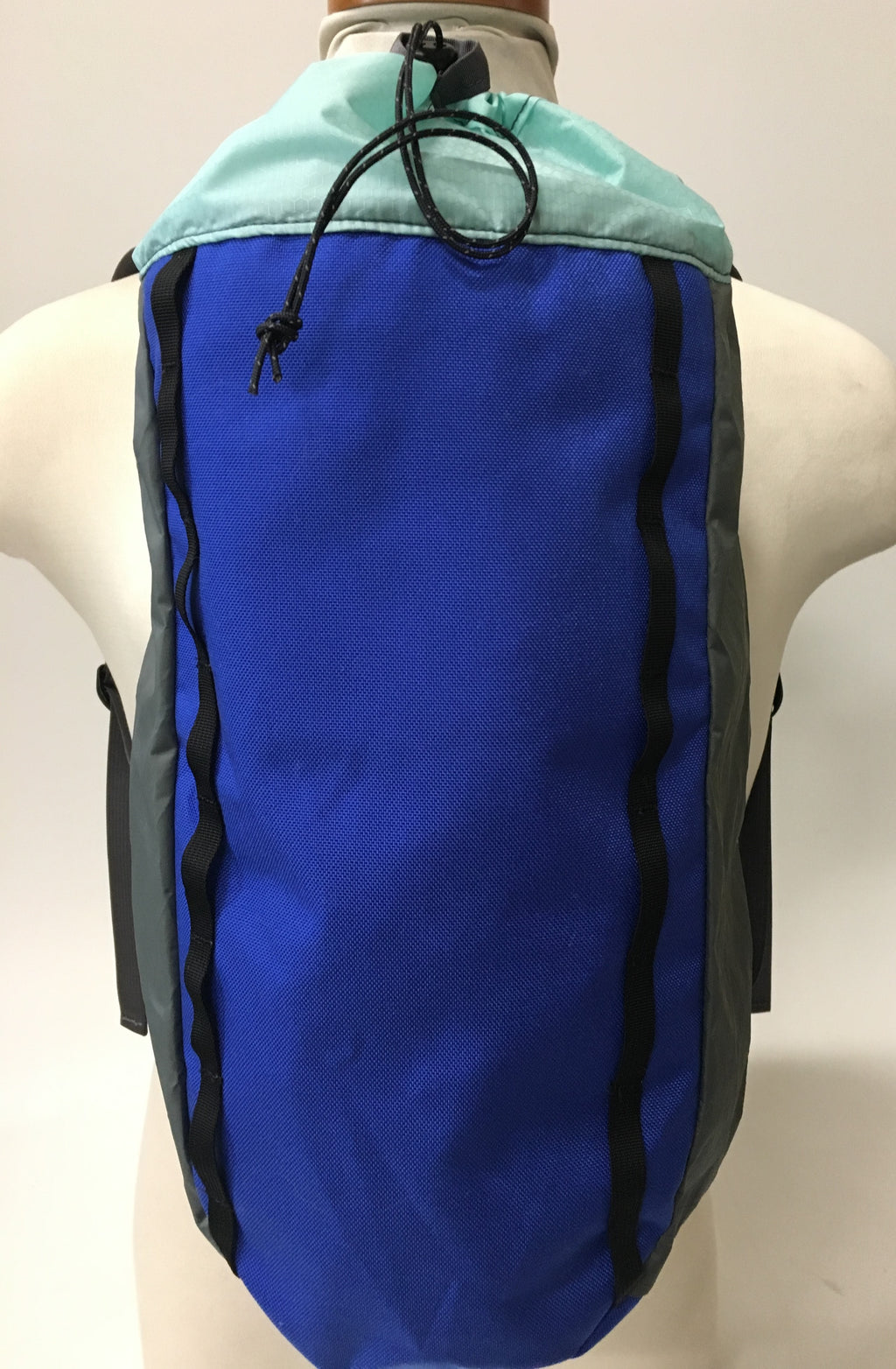 LUSB171 Ultralight Day Pack Blue/Grey