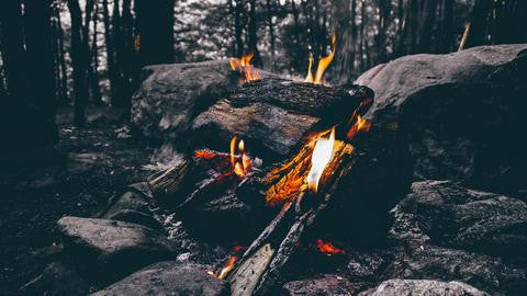 How To Build A Fire In 5 Easy Steps