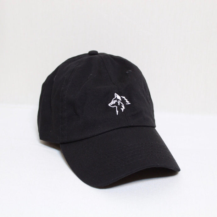 The Northern Wolf Classic Cap - Black