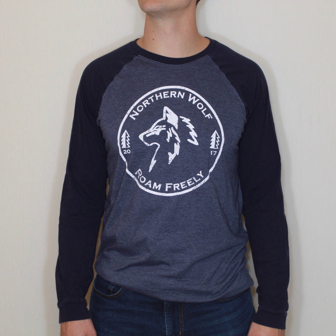 Outsider Long Sleeve- True Blue