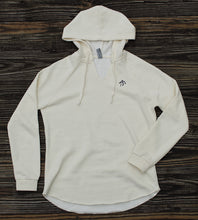 Women's Cabin Hoodie - Natural White
