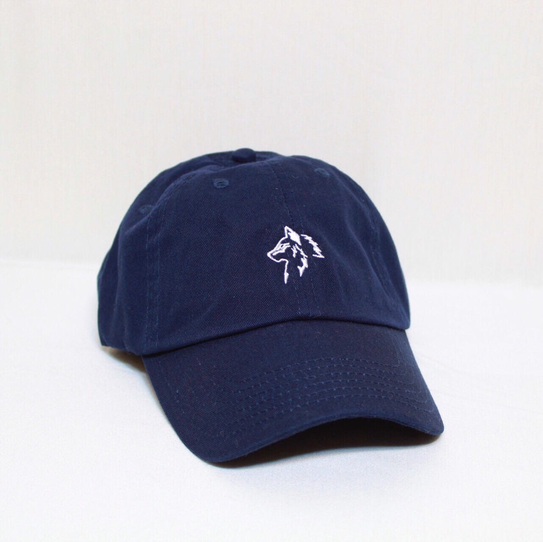 The Northern Wolf Classic Cap - Navy