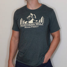 Classic Tee- Heather Forest