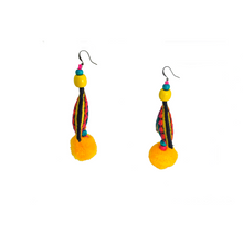 Boho Drop Earrings - MãeAzul