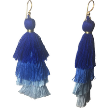 Tassel Earrings - MãeAzul