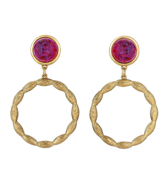 CANDY SHOP VINTAGE THE REEVES EARRING