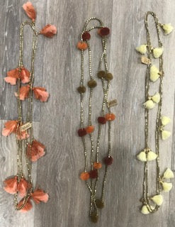 OLIPHANT Harvest Tassel Necklace