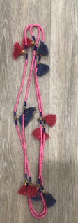 OLIPHANT - CARNIVAL TASSEL NECKLACE
