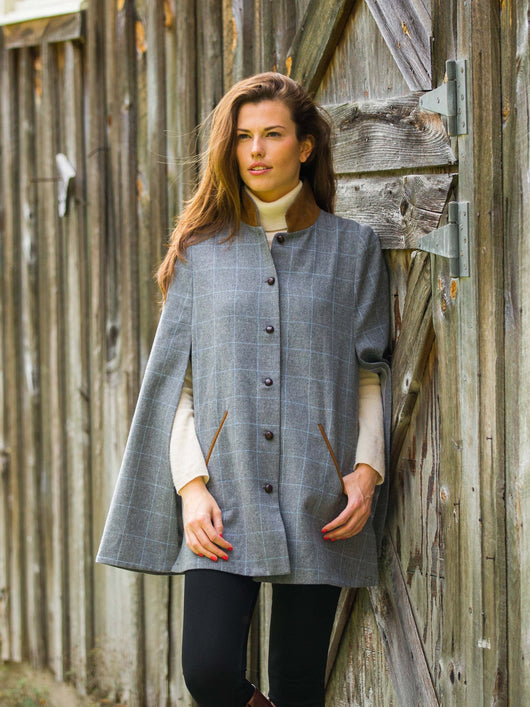 ELLSWORTH & IVEY HUNTING CAPE