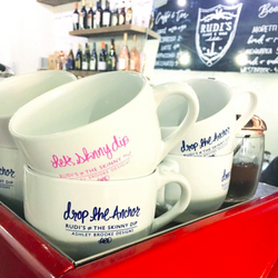 Ashley Brooke Designs x Rudi's at The Skinny Dip Coffee Mug