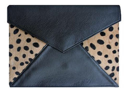 BEAU & RO - THE ENVELOPE CLUTCH + CROSSBODY