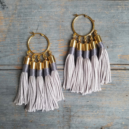 Holst + Lee Dream Catcher Earrings