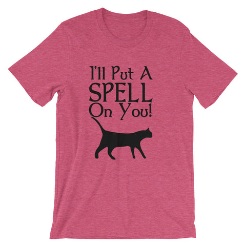 I'll Put A Spell On You, Halloween T Shirt