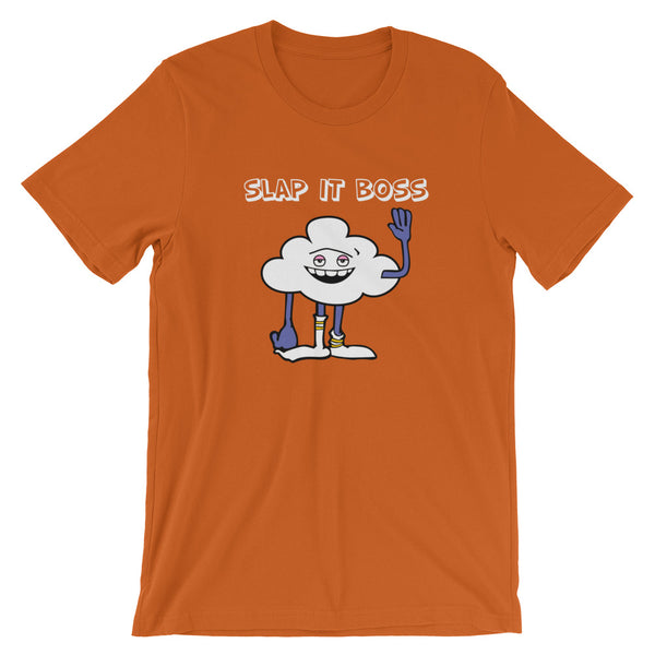 Slap It Boss, Trolls Shirt Adult, Cloud Guy Shirt, Dad Joke Shirt