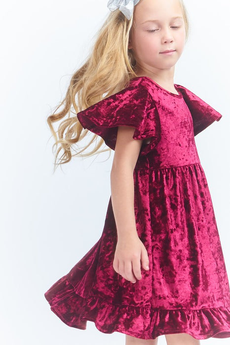 Christmas Princess Twirl Dress