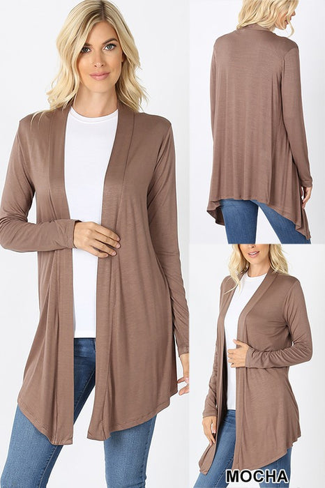 The Madalyn Cardi - Multiple Colors Available