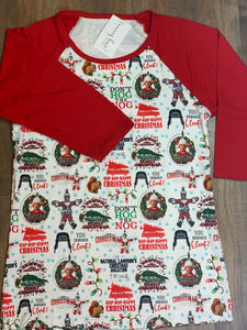 Christmas Vacation - Matching Mom Tee