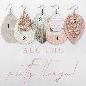 All the Pretty Things - Earrings
