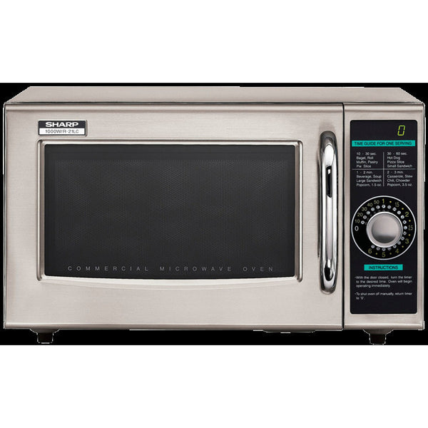 Sharp Commercial Microwave #R-21LCF
