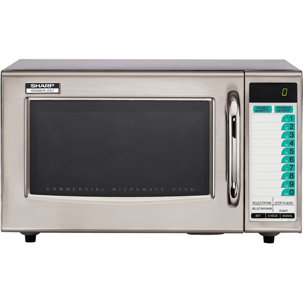 Sharp Commercial Microwave #R-21LTF