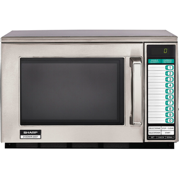 Sharp Commercial Microwave #R-22GTF