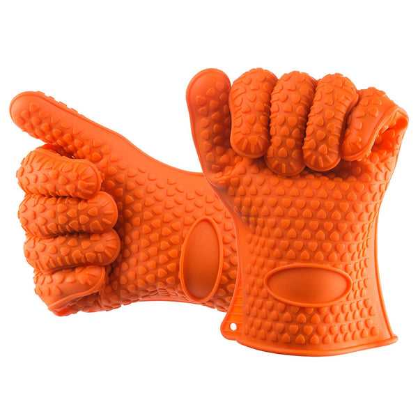 Alexius Heat Resistant Silicone Gloves