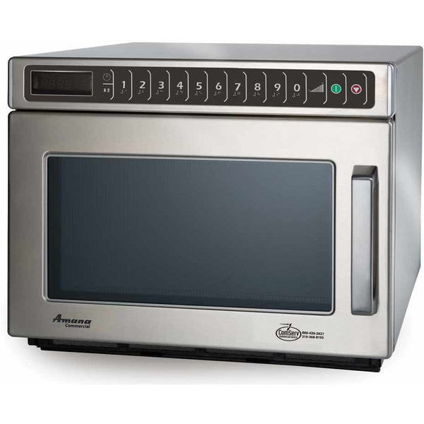 Amana Commercial Microwave Oven #HDC212